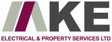 AKE Electrical Logo